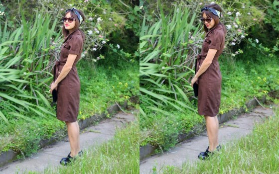 browndress